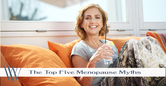 The Womans Group Tampa Menopause Myths