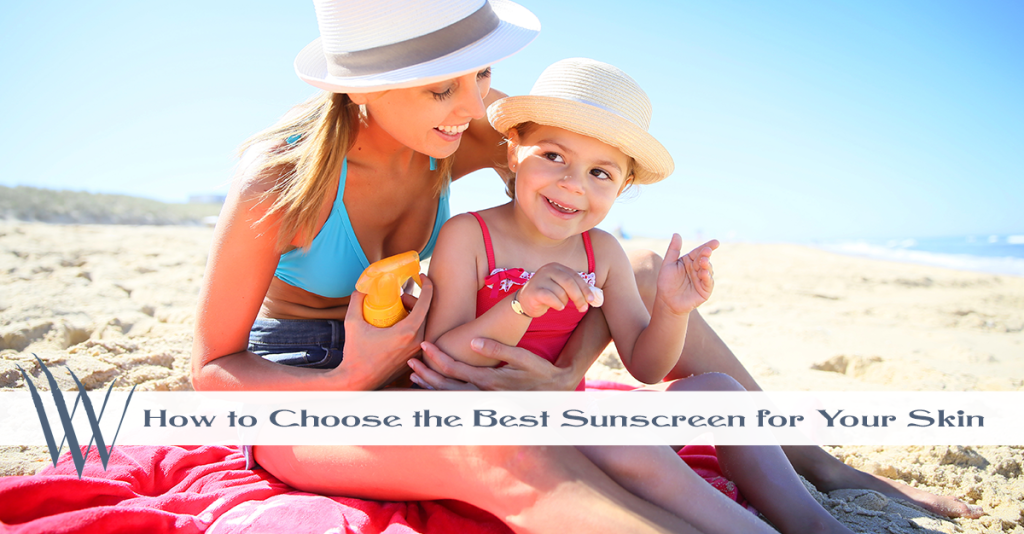 The Woman's Group Tampa Florida Summer Sunscreen