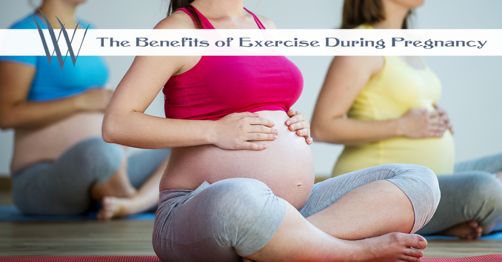 The Woman's Group Tampa exercise during pregnancy