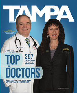 The Woman's Group-Tampa OBGYN-Tampa Magazine Top Doc