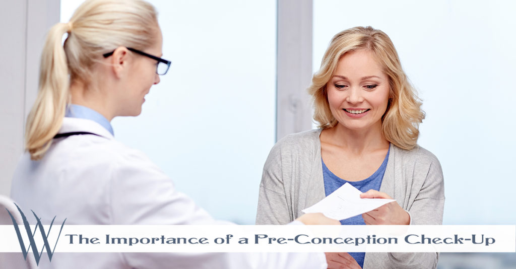 The Woman's Group Tampa-OBGYN Tampa-Preconception Visit