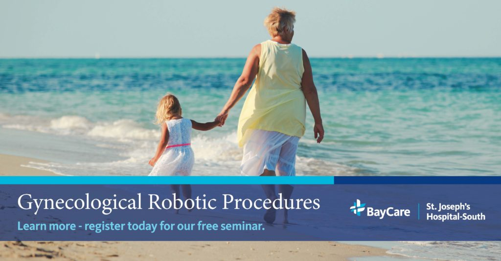 da Vinci robot-The Woman's Group-Tampa OBGYN